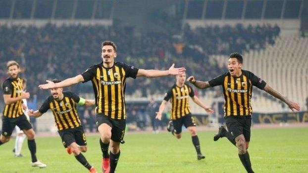 Τα highlights του ΑΕΚ - Ριέκα 2-2 (VIDEO)