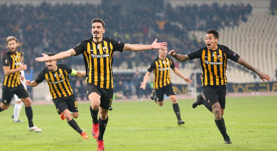 Η ΑΕΚ κόντρα στην Ντιναμό Κιέβου στους «32» του Europa League!