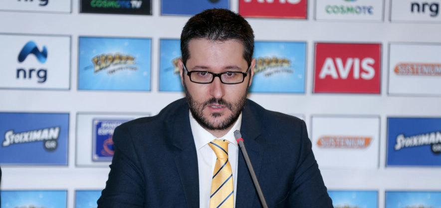 Χήνας: «Δεν είναι υπηρεσιακός ο Σάκοτα, δεν ψάχνει προπονητή η ΑΕΚ!»