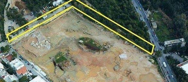 Το ΣτΕ συμπεριέλαβε στην απόφαση την κοπή 90 δένδρων για το γήπεδο της ΑΕΚ