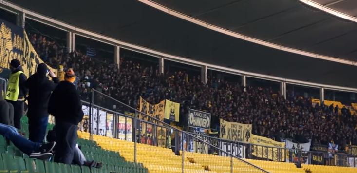 Το... πάρτι των AEKτζήδων και το κιτρινόμαυρο «Ερνστ Χάπελ»! (VIDEO)