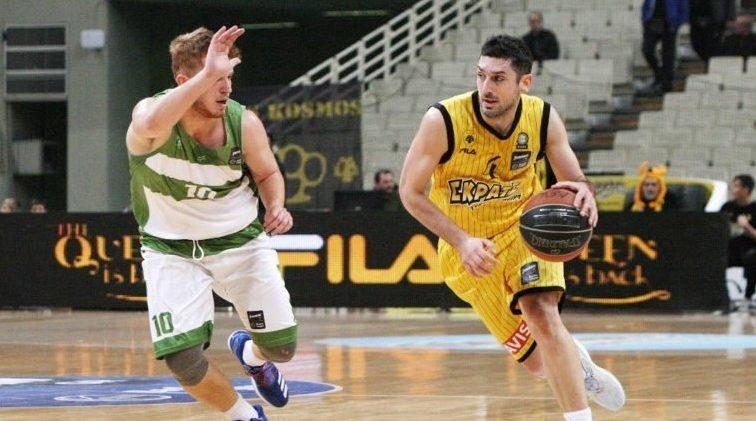 Ο Ξανθόπουλος 5ος «κλέφτης» στην ιστορία της Basket League