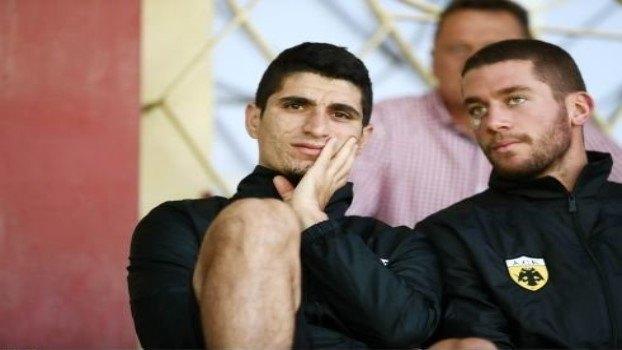 Στα Σπάτα βρέθηκαν για αποθεραπεία ο Μάνταλος και ο Τζανετόπουλος (ΦΩΤΟ)