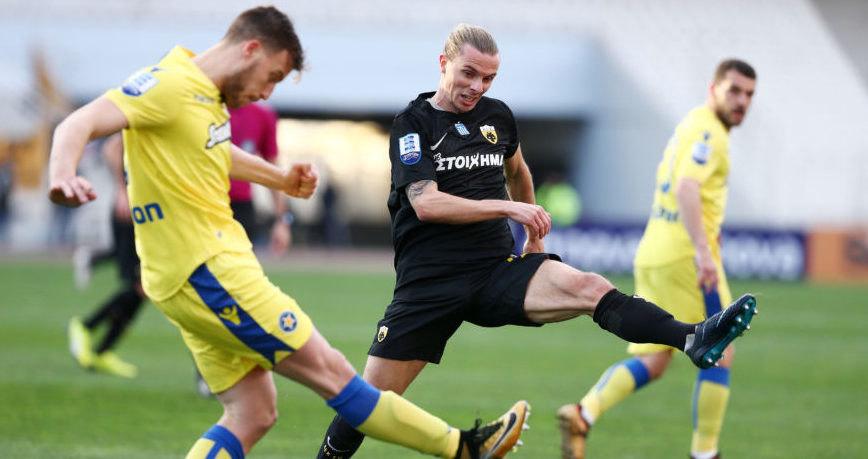 ΑΕΚ – Αστέρας Τρίπολης 1-0 (ΤΕΛΙΚΟ)