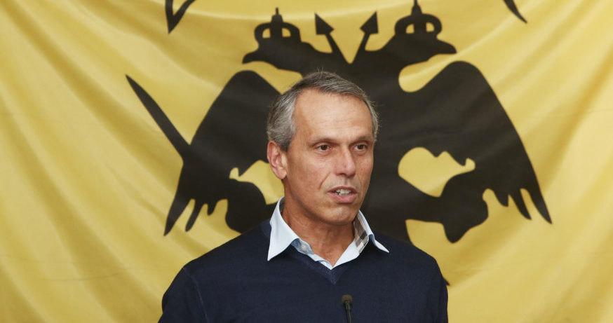 Ανδριόπουλος: «Το γήπεδο θα αναβαθμίσει την πόλη, θα εκτοξεύσει την ΑΕΚ»