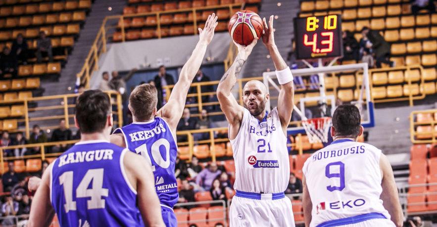 Τρομερός ο Βασιλόπουλος, έκανε ρεκόρ καριέρας με την Εθνική!