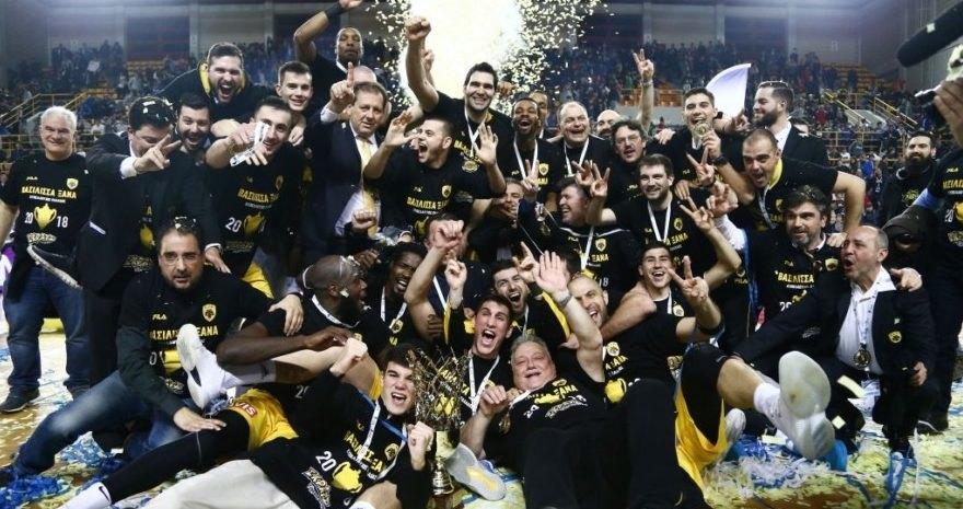 Πάρτε θέση... -Ξαναδείτε όλο το ματς και την απονομή της Κυπελλούχου ΑΕΚ στην Κρήτη (VIDEO)