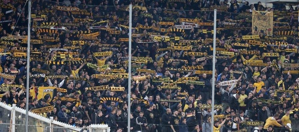 Τρελάθηκε ο κόσμος της ΑΕΚ για το ντέρμπι με τον ΠΑΟ -10.000 εισιτήρια φεύγουν σήμερα!