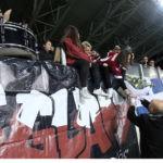 Εικόνες από το Λάρισα-ΑΕΚ