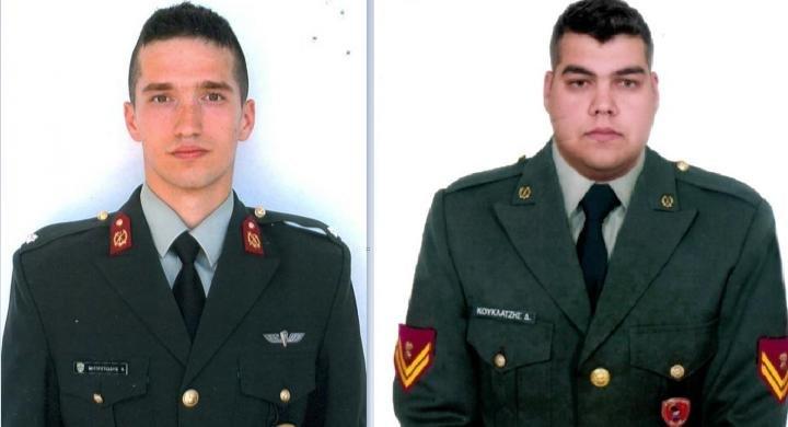 Γερμανικός Τύπος: Με πενταετή φυλάκιση απειλούνται οι δύο έλληνες στρατιωτικοί