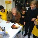Τα ξεχωριστά γενέθλια του Νεστορίδη (ΦΩΤΟ)