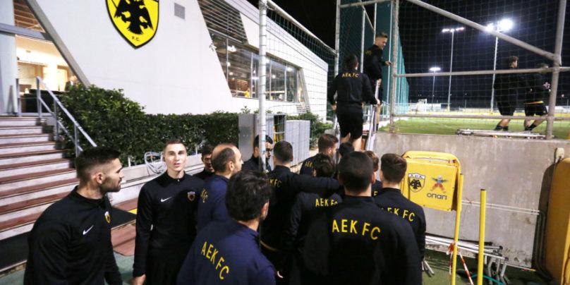 Ευχαρίστησε την ΑΕΚ η Εθνική Ελβετίας- Μοίρασαν συγχαρητήρια για τα Σπάτα!