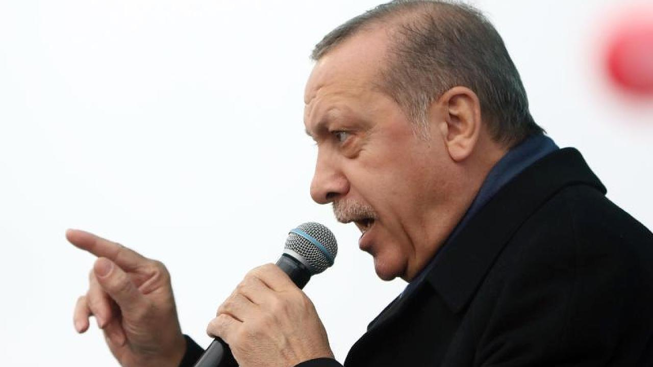 Ο Ερντογάν απειλεί με αιματοκύλισμα!