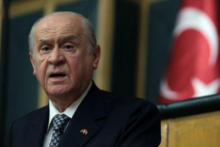 «Ο πάτος της θάλασσας είναι γεμάτος από τους παππούδες σας»- Οχετός από τον ακραίο εθνικιστή και σύμμαχο του Ερντογάν...