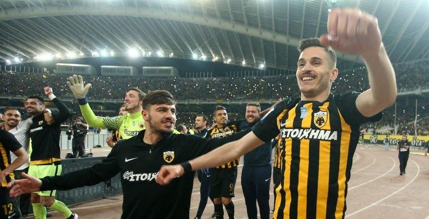 Γαλανόπουλος: «Τρομερή βραδιά, αξέχαστη για κάθε ΑΕΚτζή»