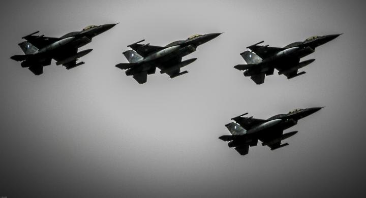 Εγκρίθηκε η αναβάθμιση 85 αεροσκαφών F-16