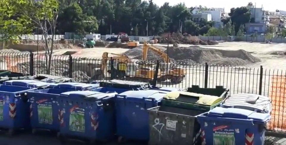 Η ΑΕΚ θα… ταράξει τον Δήμο στην νομιμότητα για να φύγουν άμεσα τα σκουπιδιάρικα!
