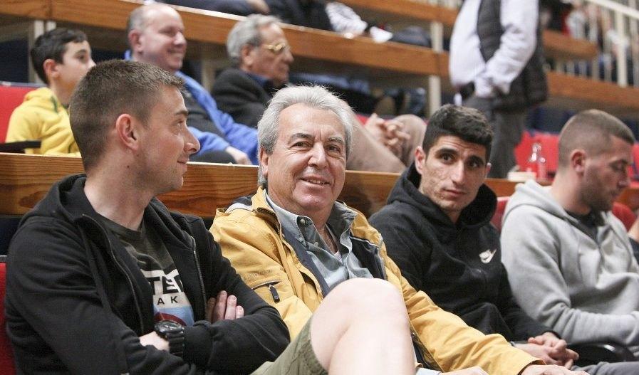 Μάνταλος, Τσόσιτς και Τζανετόπουλος στο ΟΑΚΑ για τη Βασίλισσα