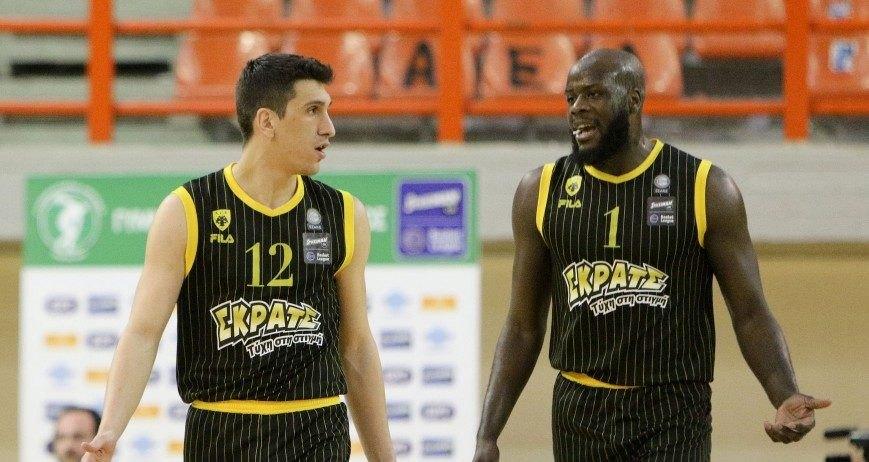 Λαρεντζάκης: «Στο Final 4 θα δώσουμε την ψυχή μας»