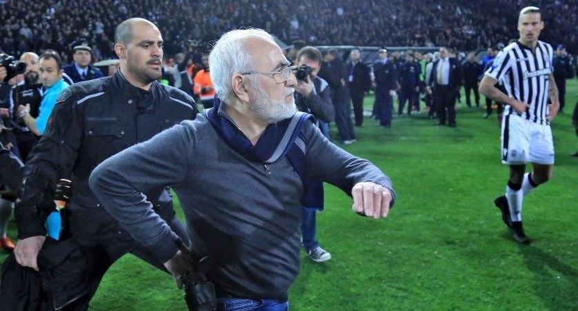 Απίστευτο: Και όμως ο Σαββίδης θα βλέπει κανονικά τα ματς στην Τούμπα!