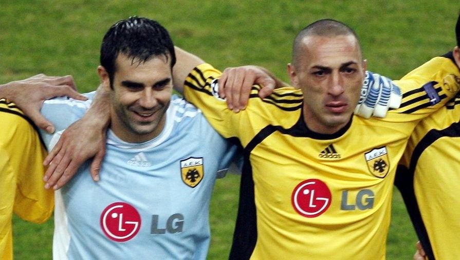 Δεν ξέχασαν την ΑΕΚ Σορεντίνο και Τσιρίλο! (ΦΩΤΟ)