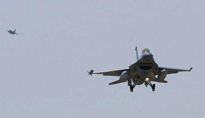 Εμπλοκή με  τουρκικά F-16 πάνω από το Αιγαίο