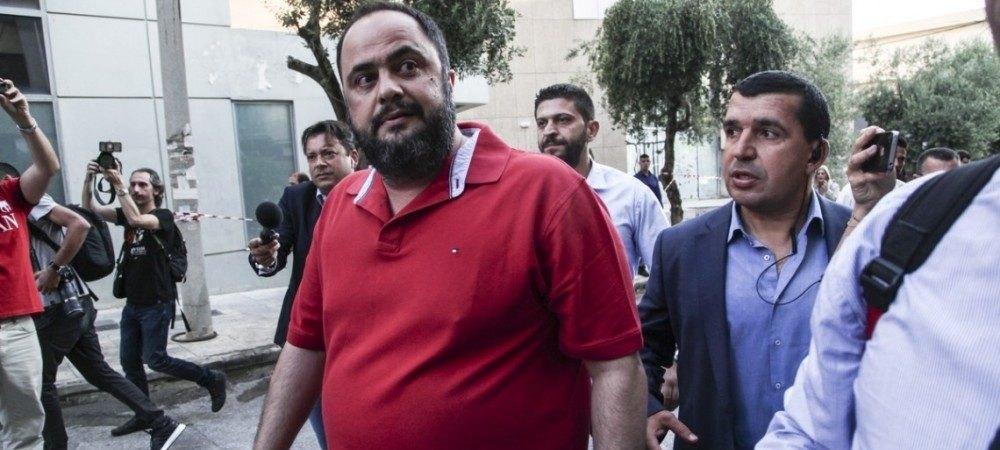 Απαγόρευση εξόδου από την Ελλάδα στον Μαρινάκη και τους συνεργάτες του!