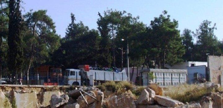 Αίτημα της ΑΕΚ να κατεδαφιστούν οι αυθαίρετες εγκαταστάσεις με τα σκουπιδιάρικα του Δήμου!