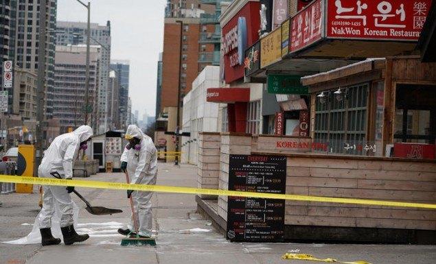 Eπίθεση στο Τορόντο: Η ανάρτηση στο Facebook πριν την επίθεση