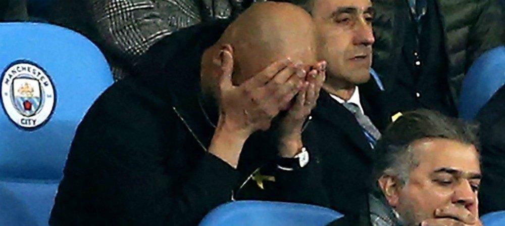 Στο «σκαμνί» της UEFA ο Γκουαρντιόλα
