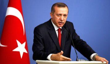 Ο Ερντογάν θέλει μερίδιο της ΑΟΖ με ή χωρίς λύση του Κυπριακού
