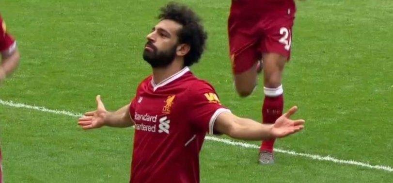 Ισοφάρισε το ρεκόρ τερμάτων στην Premier League ο Σαλάχ!