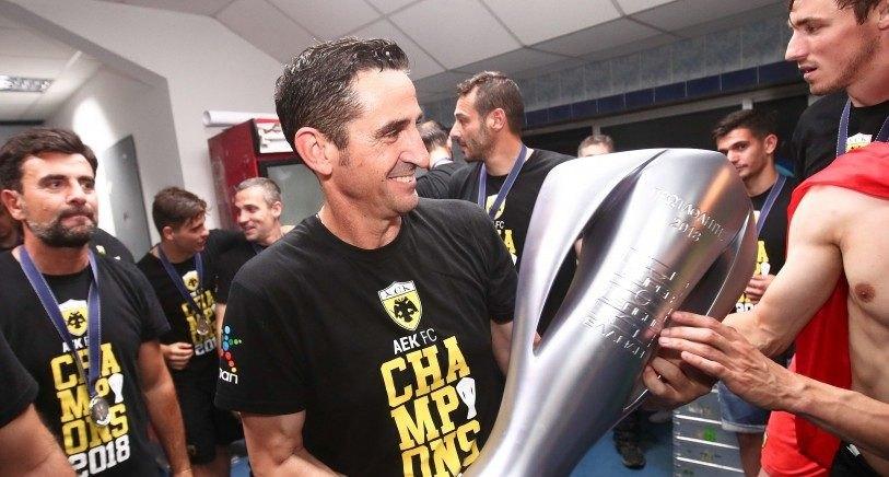 Υπόκλιση στον Χιμένεθ -Η μισή Ελλάδα τον ψήφισε καλύτερο προπονητή στην Ελλάδα!
