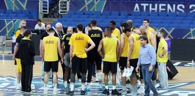Προπονήθηκε ο Σάκοτα και παίζει με Μούρθια - «Παρών» ο Αγγελόπουλος