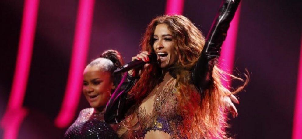 Στον τελικό της Eurovision η Φουρέιρα, αποκλείστηκε η Ελλάδα!