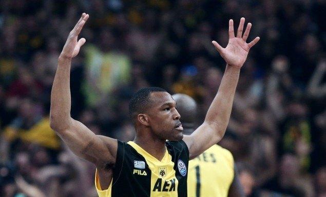 Οι καλύτερες στιγμές του MVP Γκριν στον τελικό με την Μονακό! (VIDEO)