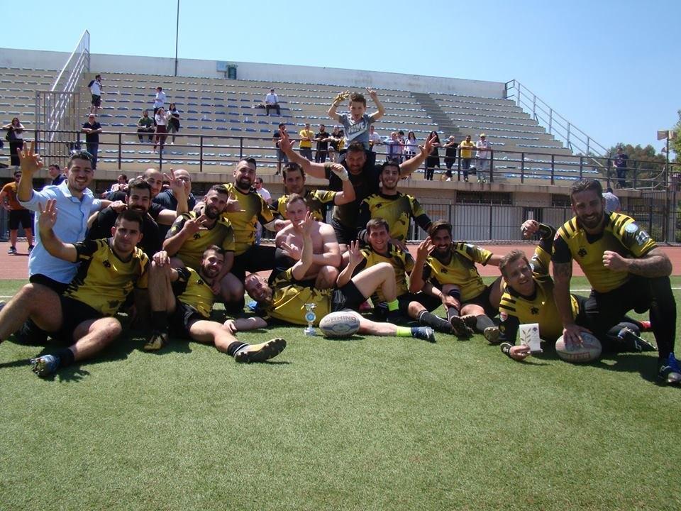 Πρωταθλήτρια και στο ράγκμπι η ΑΕΚ!