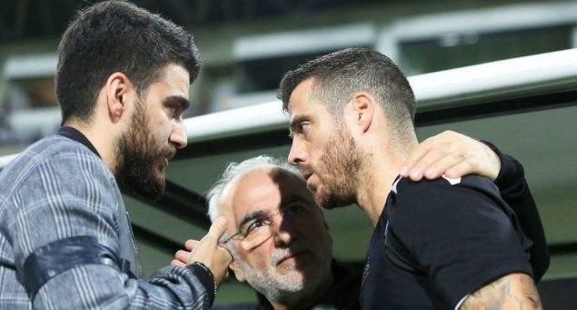 Σαββίδης σε παίκτες για τον τελικό: «Θα είμαι στην Αθήνα, όχι στο ΟΑΚΑ»
