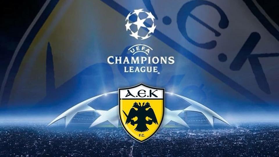 Με το βλέμμα στραμμένο στην σημερινή κλήρωση των προκριματικών του Champions League η ΑΕΚ