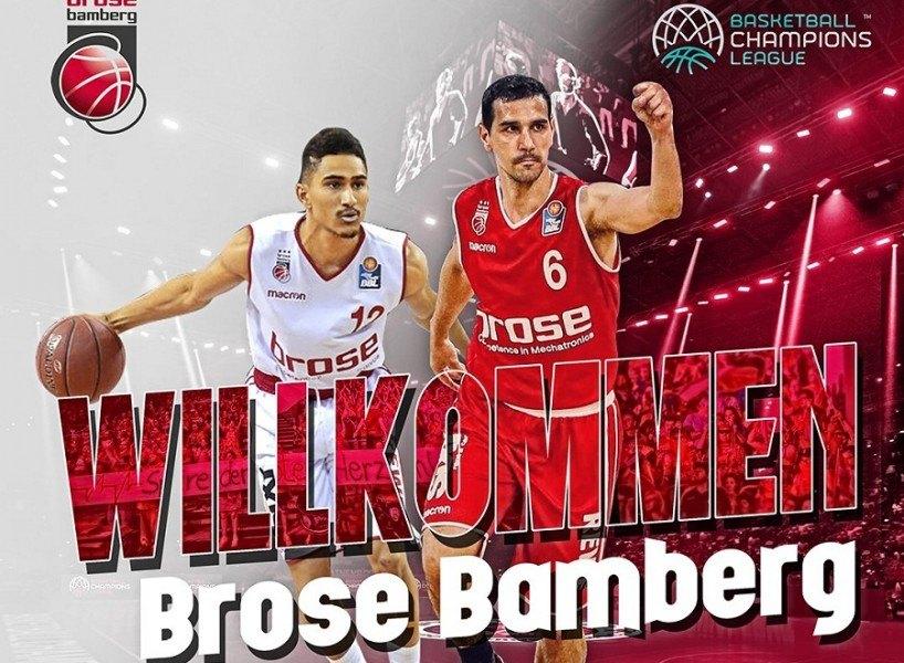 Στο Basketball Champions League και η Μπάμπεργκ! (ΦΩΤΟ)