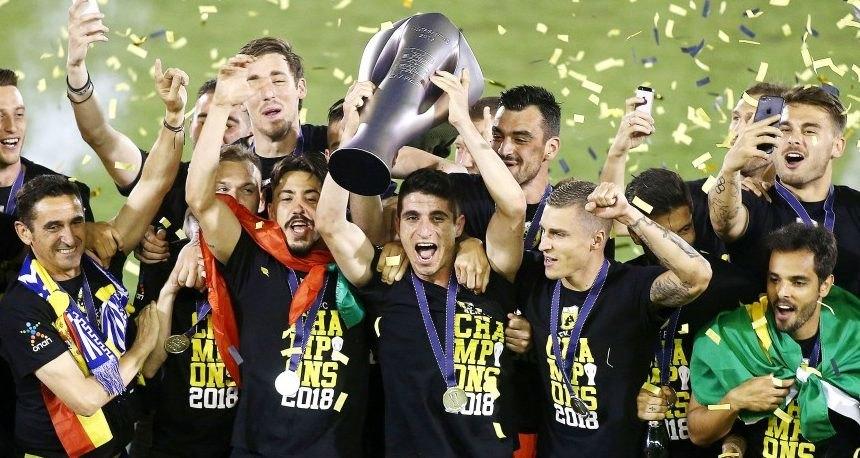 15,2 εκατ.ευρώ θα πάρει η ΑΕΚ με πρόκριση στους ομίλους του Champions League!