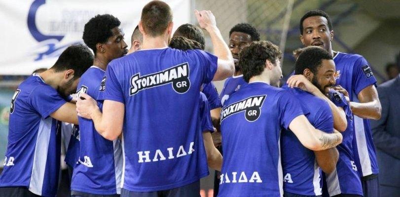 Κόροιβος: «Οριστική και αμετάκλητη η συμμετοχή της ομάδας στην Α2»