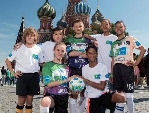 Oλοκληρώθηκε το 6ο Διεθνές Κοινωνικό Πρόγραμμα για παιδιά «Ποδόσφαιρο για τη Φιλία»