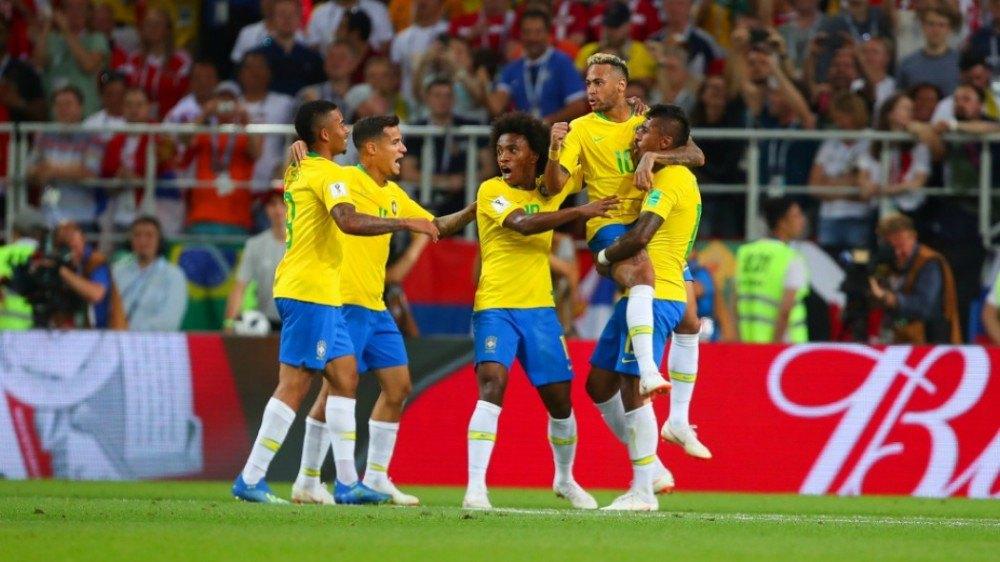 Βραζιλία-Μεξικό και Σουηδία-Ελβετία στους «16»