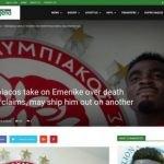 Απειλές για τη ζωή του από οπαδούς του Ολυμπιακού καταγγέλει ο Εμενίκε! (ΦΩΤΟ)