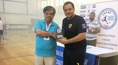 """Θεοφίλου στο enwsi.gr: """"Το Κύπελλο είναι μόνο η αρχή"""""""