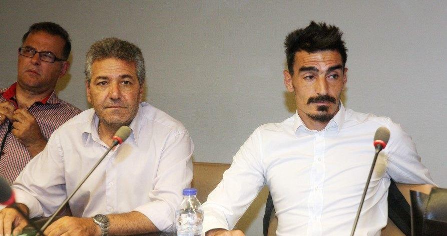Ο Χριστοδουλόπουλος παρών στην εκδίκαση της προσφυγής της ΑΕΚ!