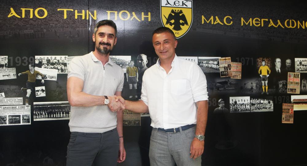 Επίσημα Ματιάσεβιτς στην ΑΕΚ (ΦΩΤΟ)