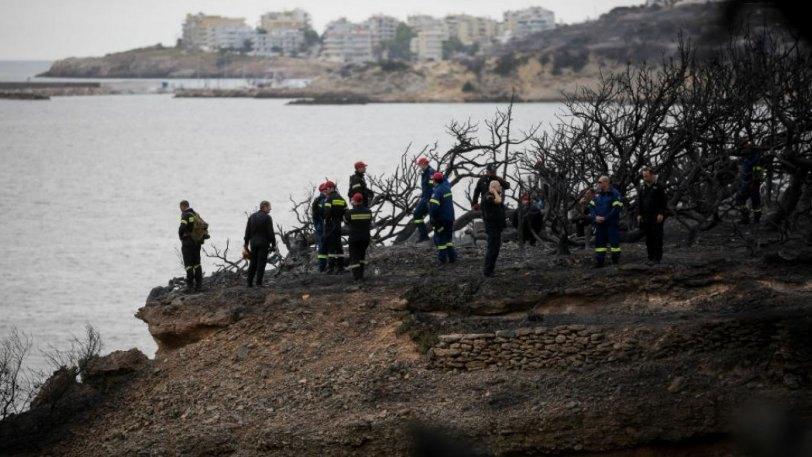 Πριν νυχτώσει είχαν εντοπιστεί τα πρώτα θύματα της τραγωδίας σύμφωνα με τον επικεφαλής των ΟΥΚ