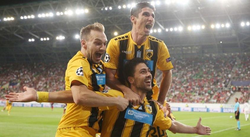 Capelli για ΑΕΚ: «Άλλο ένα μεγάλο βήμα για το Champions League!» (ΦΩΤΟ)